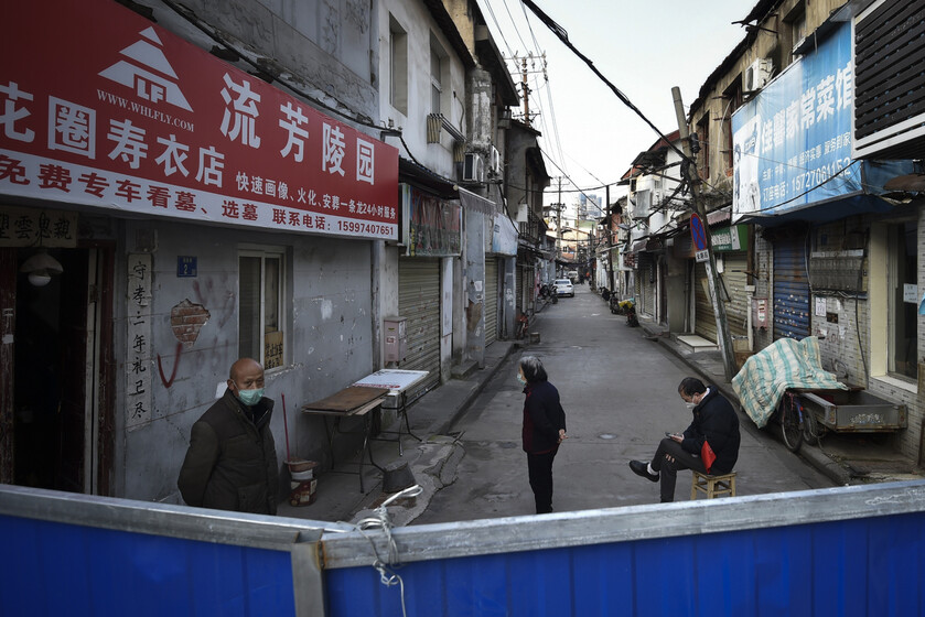 코로나19 장기화에 중국 농민공이 말라간다