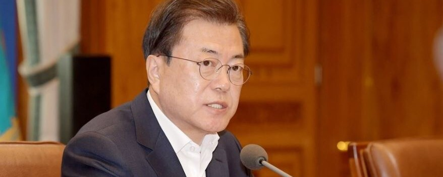 """문대통령 """"'선별 재난지원금' 어려운 결정…이해해달라"""""""