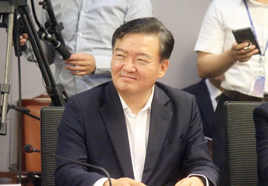 민경욱 의원.