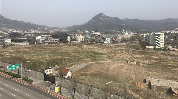 '기구한 역사' 송현동 땅…서울시는 왜 공원을 만들려 할까요?