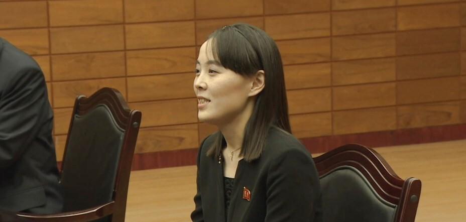 """김여정 """"반공화국 삐라 조처 않으면 군사합의 파기 각오해야"""""""