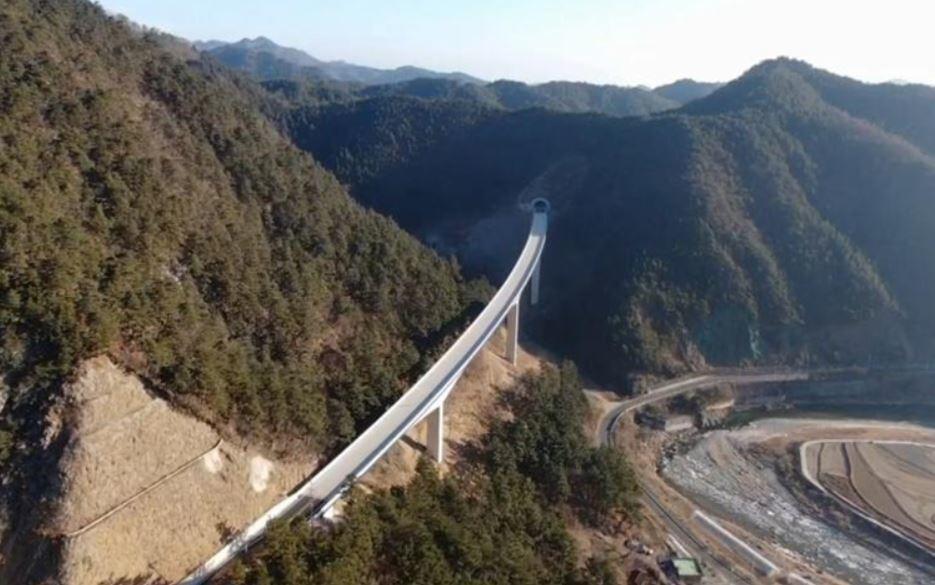 봉화~울진 국도 36호선, 10년만에 완전개통