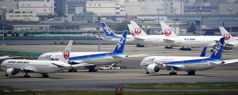 일 항공사, 직원 해고 대신 전자 회사 '파견'