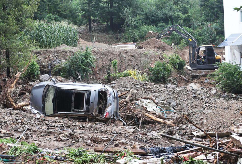 [속보] 안성·철원·충주·제천·음성·천안·아산 '특별재난지역' 선포