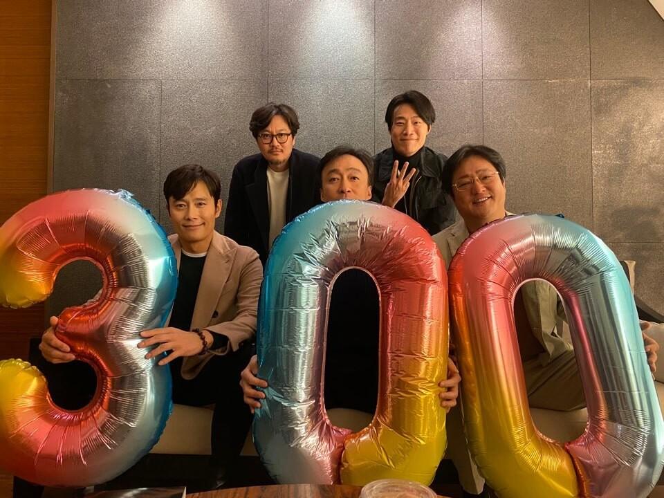〈남산의 부장들〉 300만 돌파…설 연휴 박스오피스 1위
