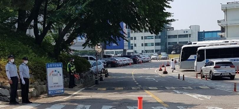 21일 경기도와 경찰이 보수단체 회원의 대북전단 살포와 가스통 폭파 위협에 대비해 비상 경계에 나섰다.