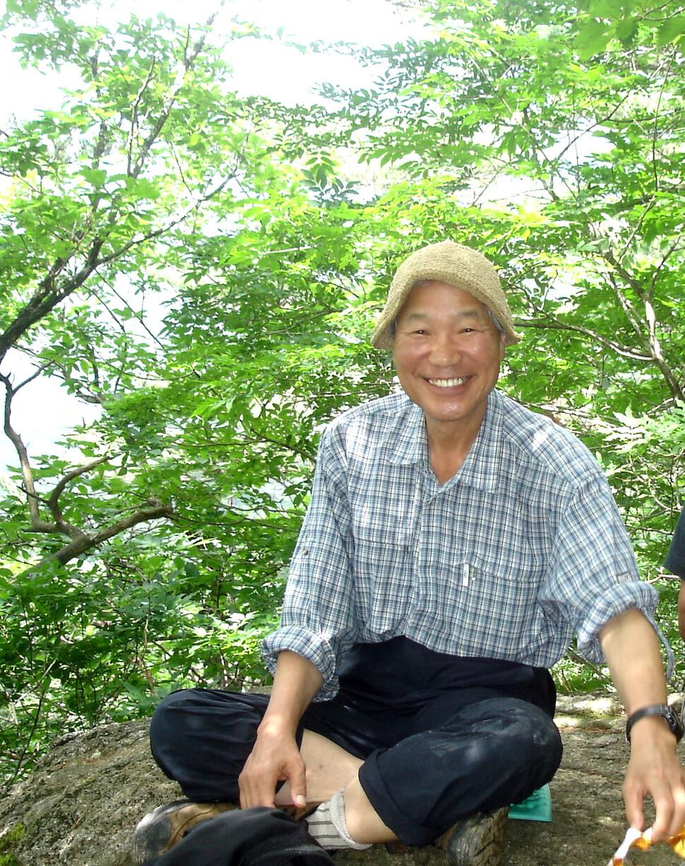 북산 최완택 목사