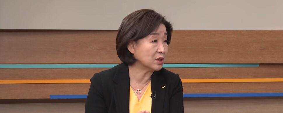 """심상정 """"선거제도 개혁 위해 싸울때 안철수 어디 있었냐"""""""