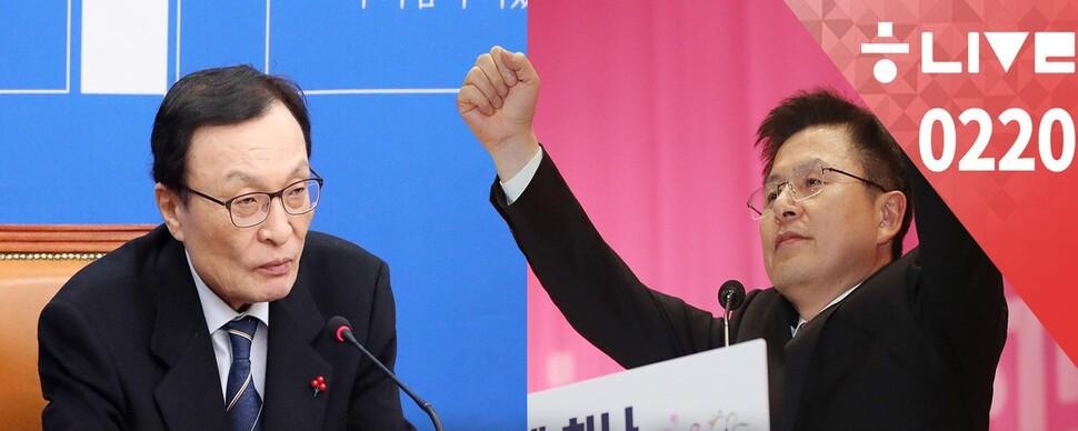 민주당, 총선 위기감…'오만하면 핑크에 잡힌다'