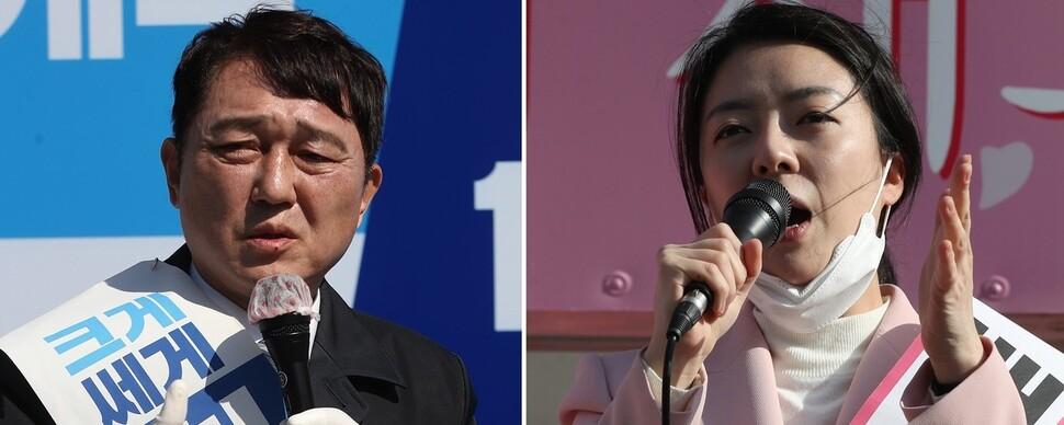 '자객공천' 효과보는 민주당…'텃밭' 빼곤 힘 못쓰는 통합당