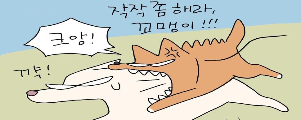 [웹툰] 개춘기의 특효약
