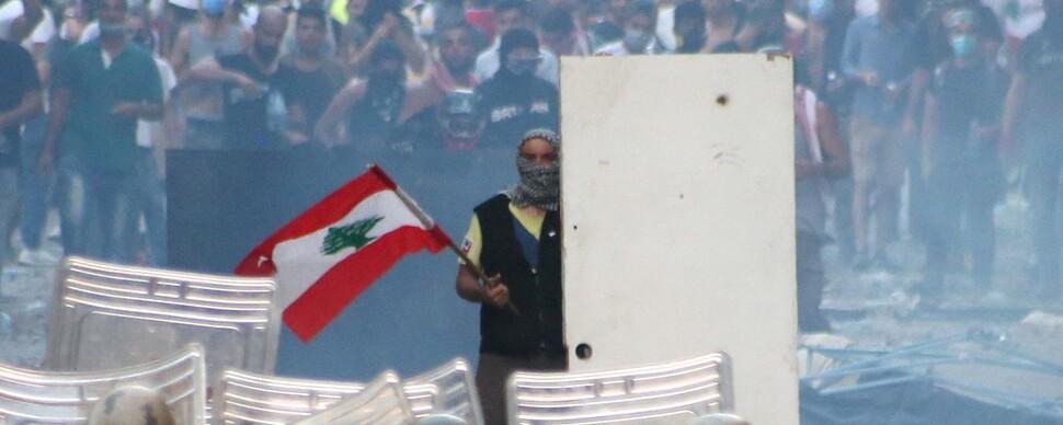 레바논 '정권퇴진' 시위 격화에 총리, 조기총선 제안