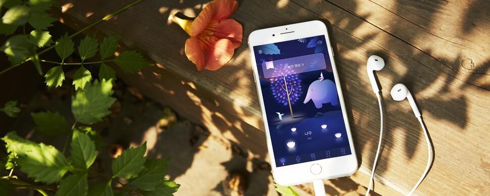 마음 다독이는 명상 앱과 함께하는 '슬기로운 집콕생활'