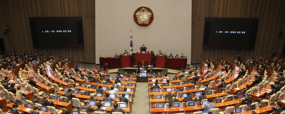 누가 대한민국을 '정의와 공정의 전투장'으로 만들었나