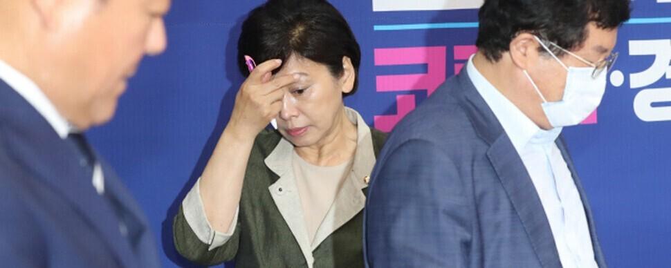 """박원순 피해자 """"남인순, '그날의 잘못' 사과하고 사퇴해야"""""""