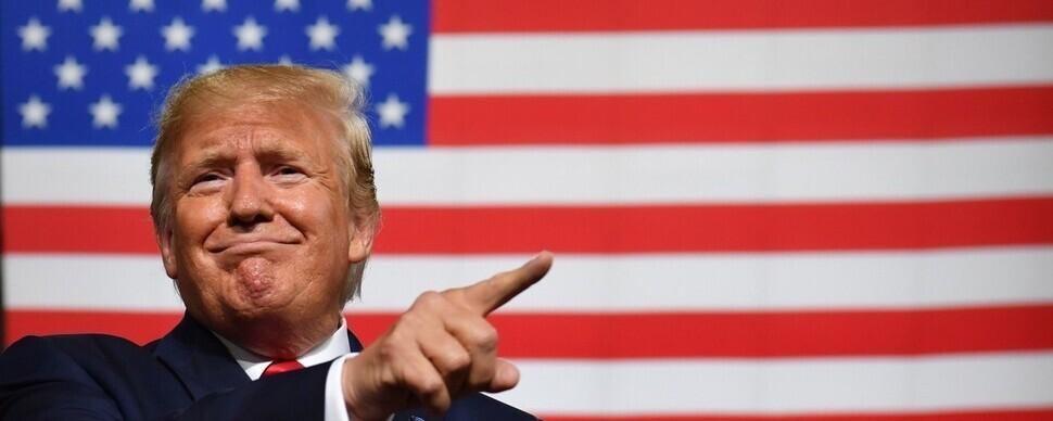 분열·분쟁만 남겼다…미국 갈라놓고 떠나는 트럼프
