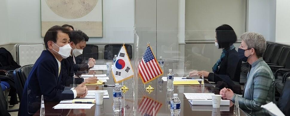 한-미 방위비 분담금 협상 타결