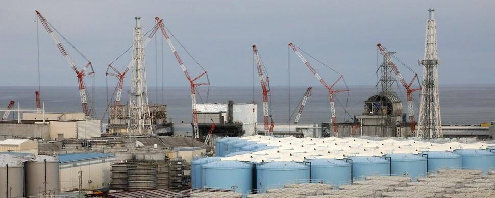 '30년 방류' 일 오염수, 정화해도 발암물질…한국 영향은
