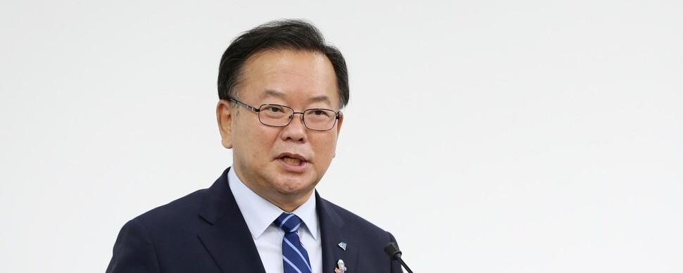 국무총리 후보에 김부겸…5개 부처 개각 '관료'로 채워