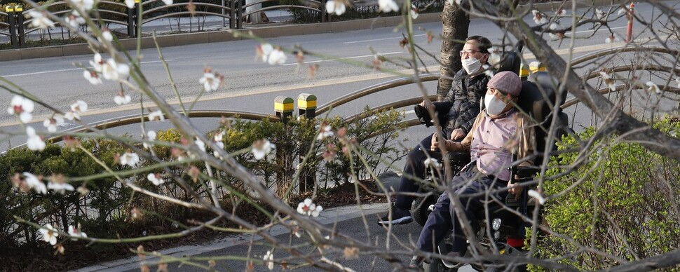 장애인에 탈시설의 삶을…'시설 폐쇄'로 호소하다
