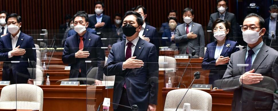 국민의힘 대표 선거만 문전성시, 최고위원은 찬밥 왜?