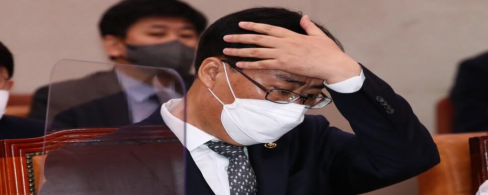 [사설] '박준영 자진사퇴'로 끝내자는 여권, 실망스럽다