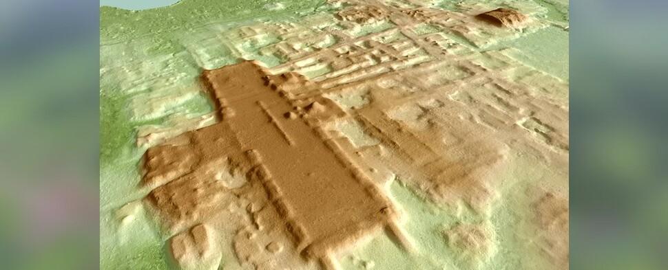 멕시코서 최대 규모 마야유적 발견…10m높이 1.4㎞ 인공고원