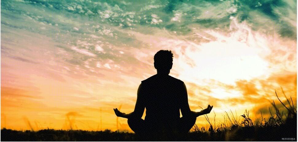 긴장을 풀고 이완해야 자연치유력이 살아난다