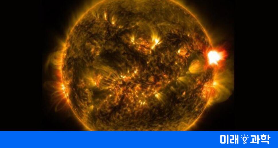 새로운 태양 활동 주기가 시작됐다