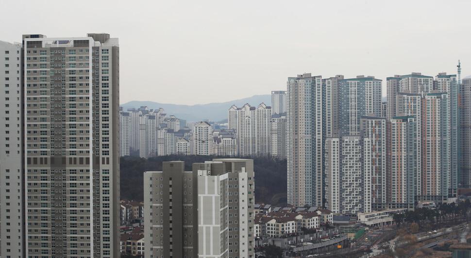 수원 권선·영통·장안, 안양 만안, 의왕 '조정대상지역' 지정