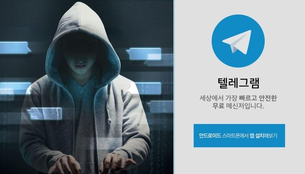 """[단독] 경찰 수사 좁혀오자 n번방 운영자들 """"검거 돕겠다"""" 변신"""