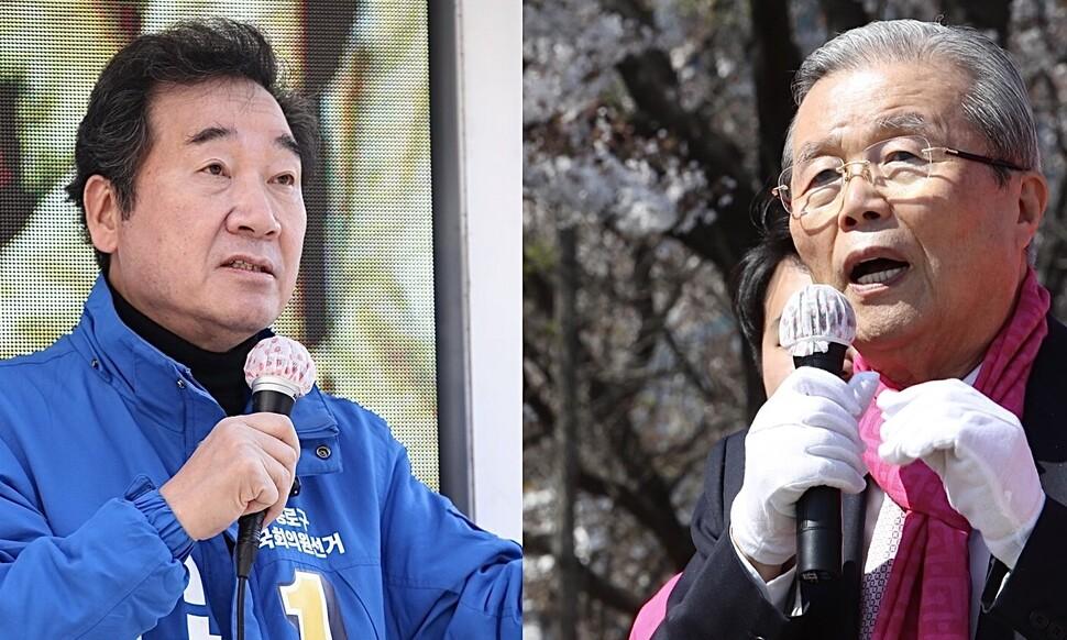 아웃복서 이낙연-인파이터 김종인…달아오르는 '말의 전쟁'