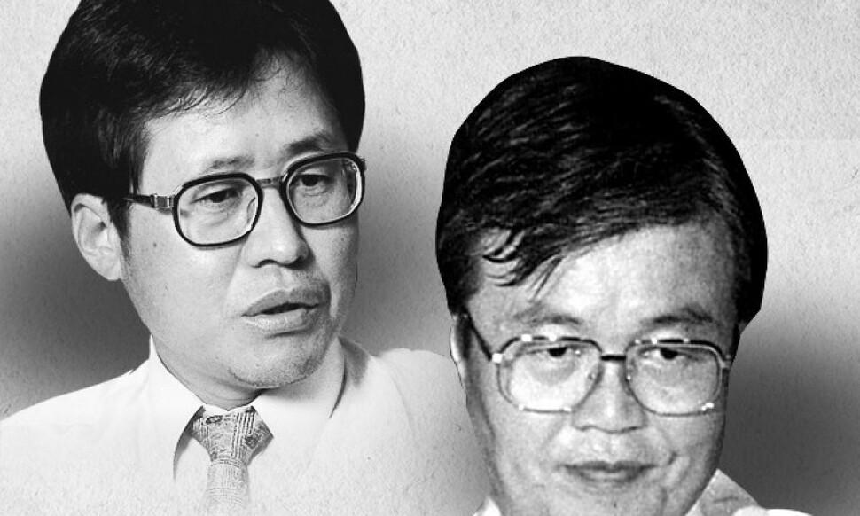 노회한 두 정치인의 마지막 싸움