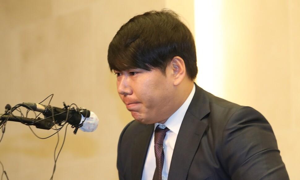 강정호 퇴출과 '고 최숙현 사건'