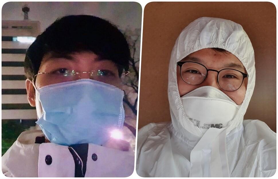 """대구의사회장 """"와달라"""" 하루 뒤…전국 의사 250명 달려왔다"""