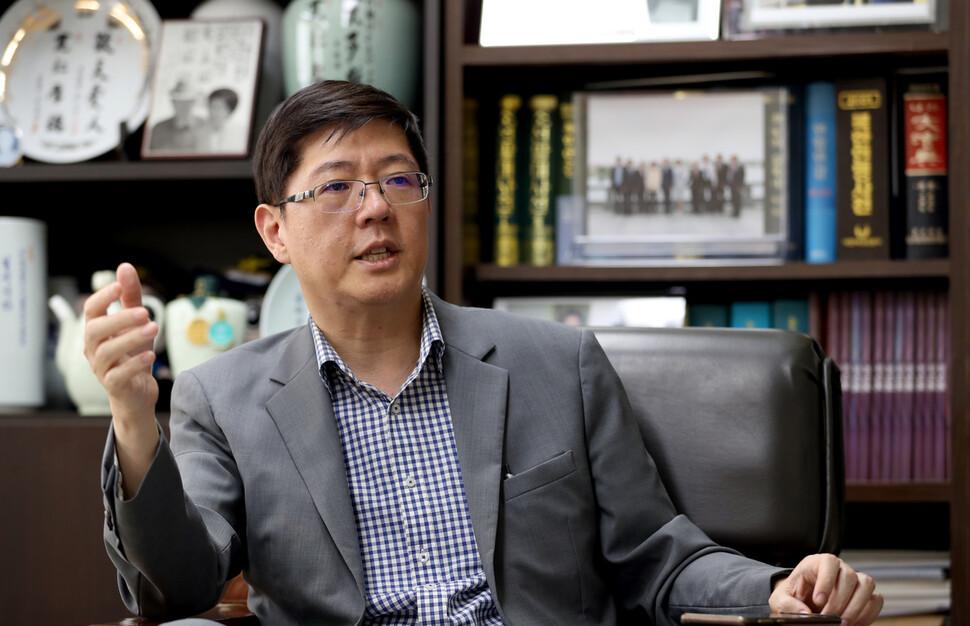 """""""DJ 아들이 정치하더니 한반도 평화 성과냈단 말 듣고 싶어"""""""