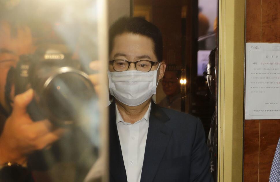 '반문재인' 앞장섰던 박지원, 문재인 정부에 중용되다
