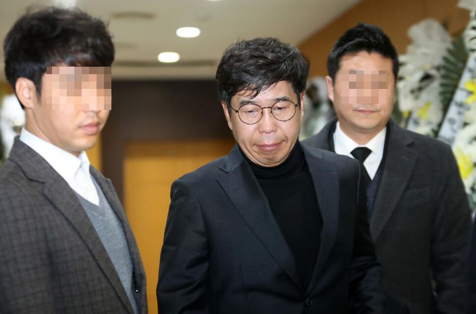 '하명수사 의혹' 수사중 숨진 검찰수사관 아이폰 잠금 풀렸다
