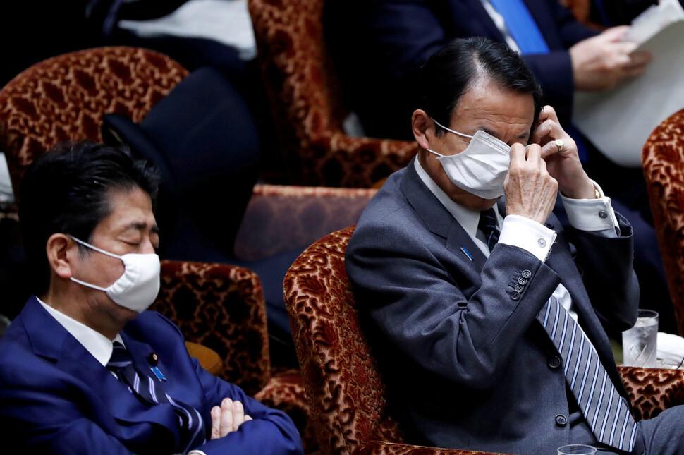 일본, '병원내 감염' 확산...전문가들 '의료 붕괴' 우려