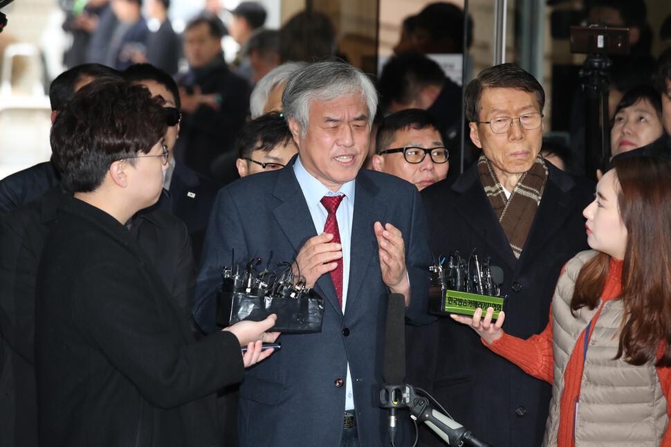 전광훈 목사, 이번엔 '공직선거법 위반 혐의' 구속영장