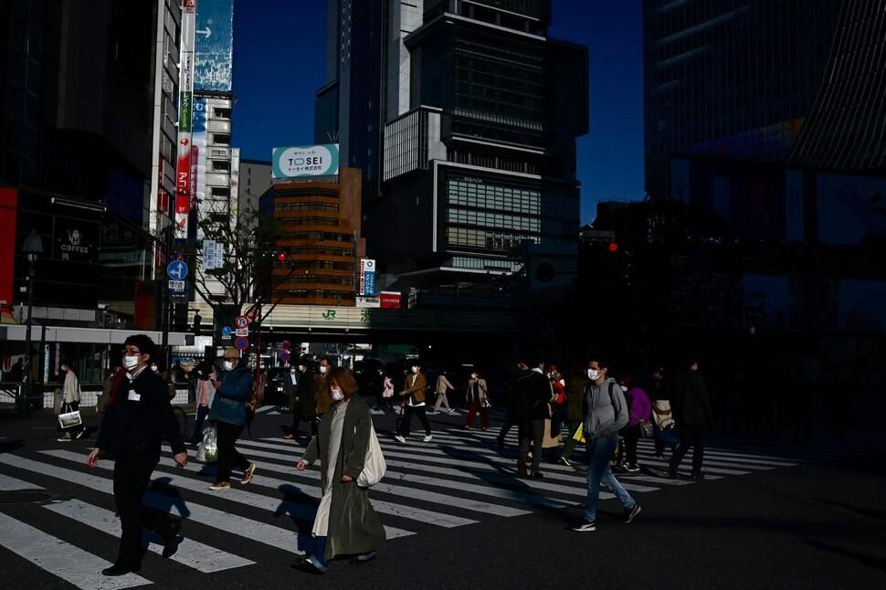 일본 코로나 확진자 634명 증가 '또다시 최고치'