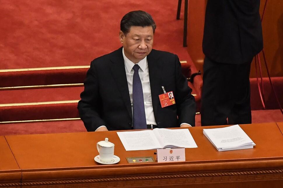 '미 G7 확대' 견제하는 시진핑…메르켈 이어 마크롱과 통화