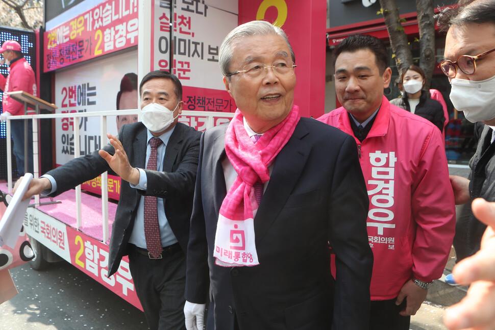 """통합당 """"서울 5~6석"""" 최악 시나리오까지…판세 반전 총력전"""