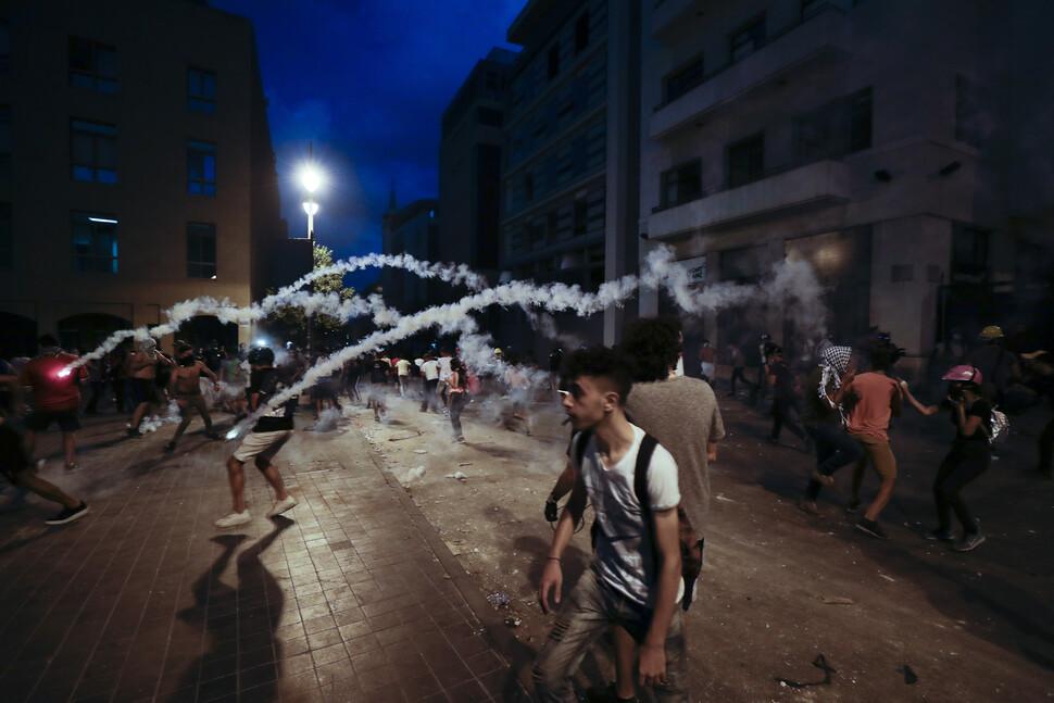 레바논 내각 총사퇴할 듯…베이루트 폭발참사 책임