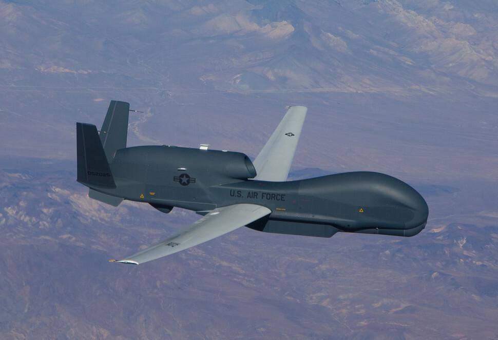 [Photo] US intensifies surveillance flights over Korean Peninsula