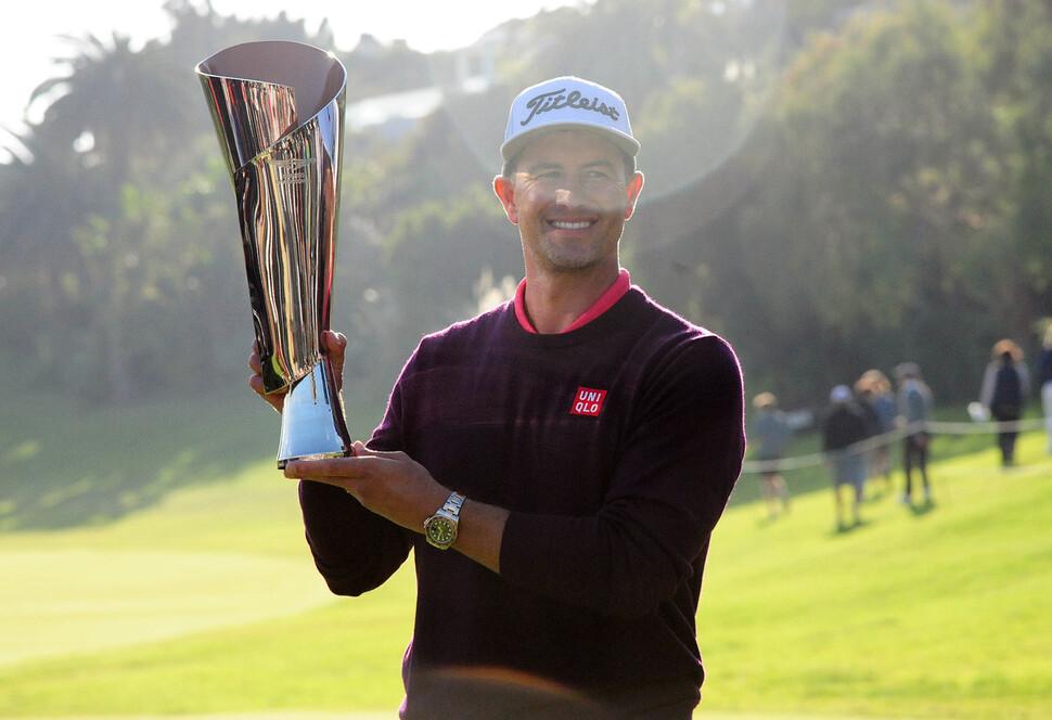 애덤 스콧, 4년 만에 PGA 투어 우승…강성훈 공동 2위