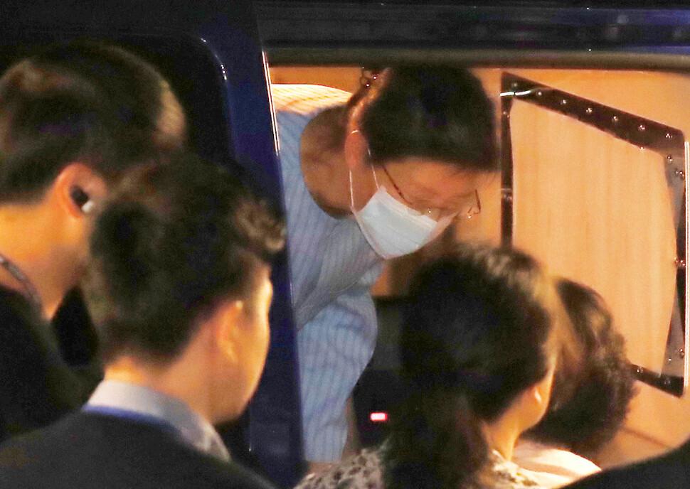 [단독] 박근혜처럼 '한 달 입원' 교정시설 수용자, 5년간 28명뿐