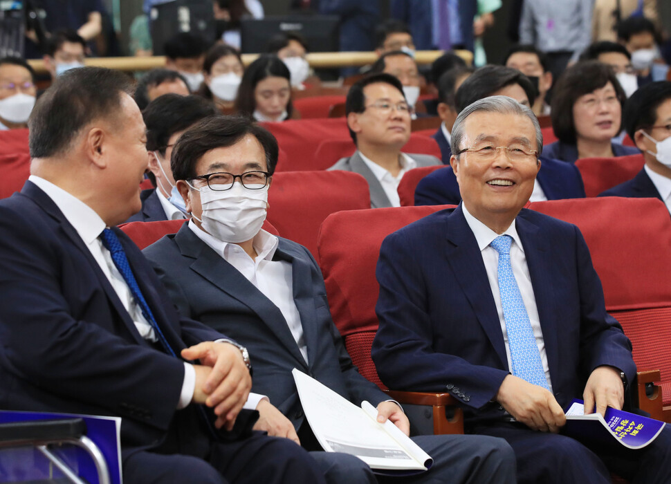 윤리위원장에 40대 변호사 '파격' 김종인발 통합당 쇄신 가속페달