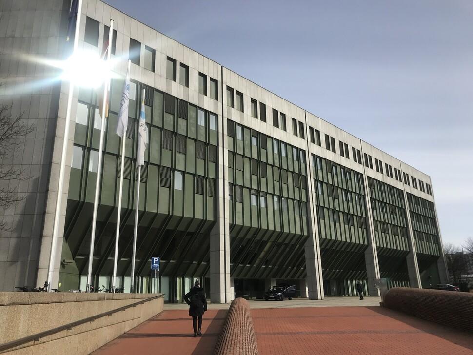 독일 연방직업교육훈련연구소(BiBB) 전경