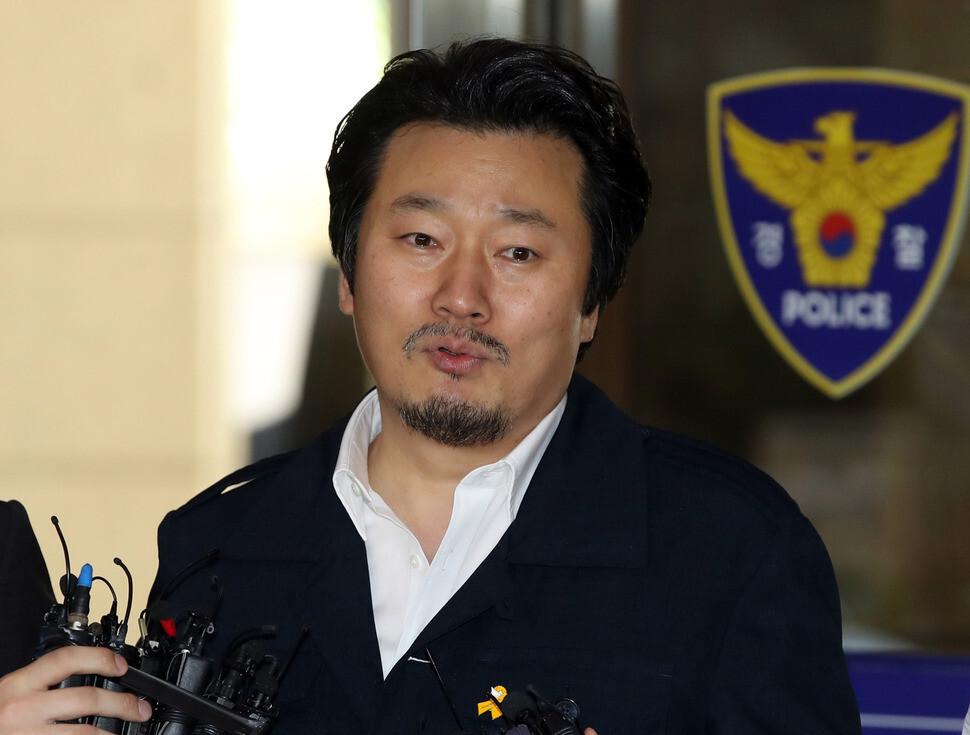 '가수 김광석 타살 주장' 이상호, 부인 서해순에 1억원 배상